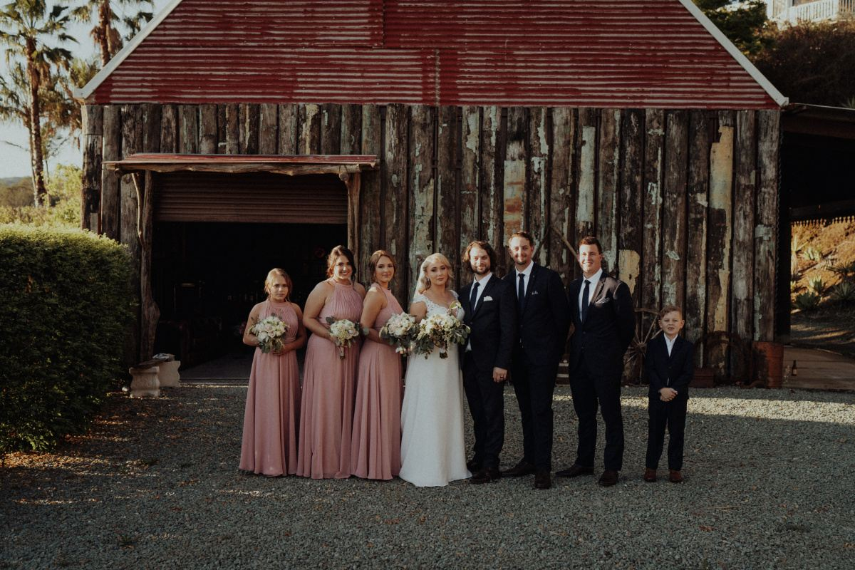 glengariff historic estate wedding photos robyn casey